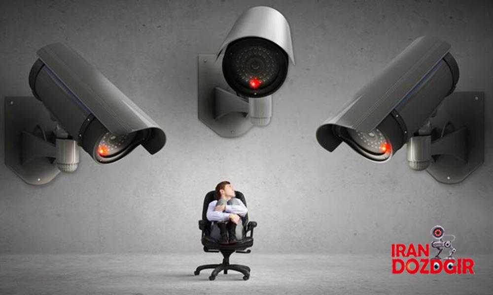 استفاده از دوربین مداربسته جرم و جنایت را کم میکند