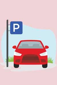 دوربین مداربسته مناسب استفاده در پارکینگ