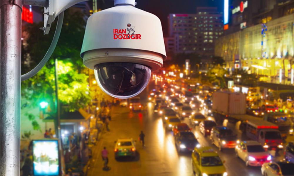 کنترل شهروندان با استفاده از دوربین های مداربسته